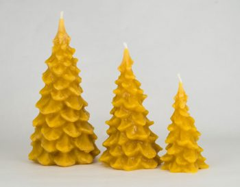 Beeswax Evergreen Trees