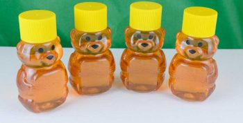 Corporate 2oz. Mini Honey Bear Favor
