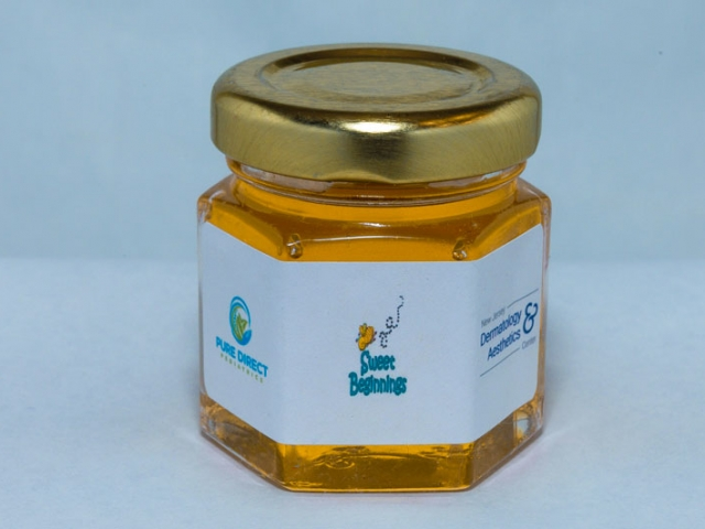 Corporate 2oz. Honey Favor
