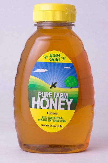 NJ Clover Honey