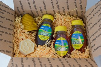 NJ Raw Honey Gift Set
