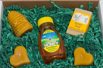 NJ Raw Honey Welcome Gift Box