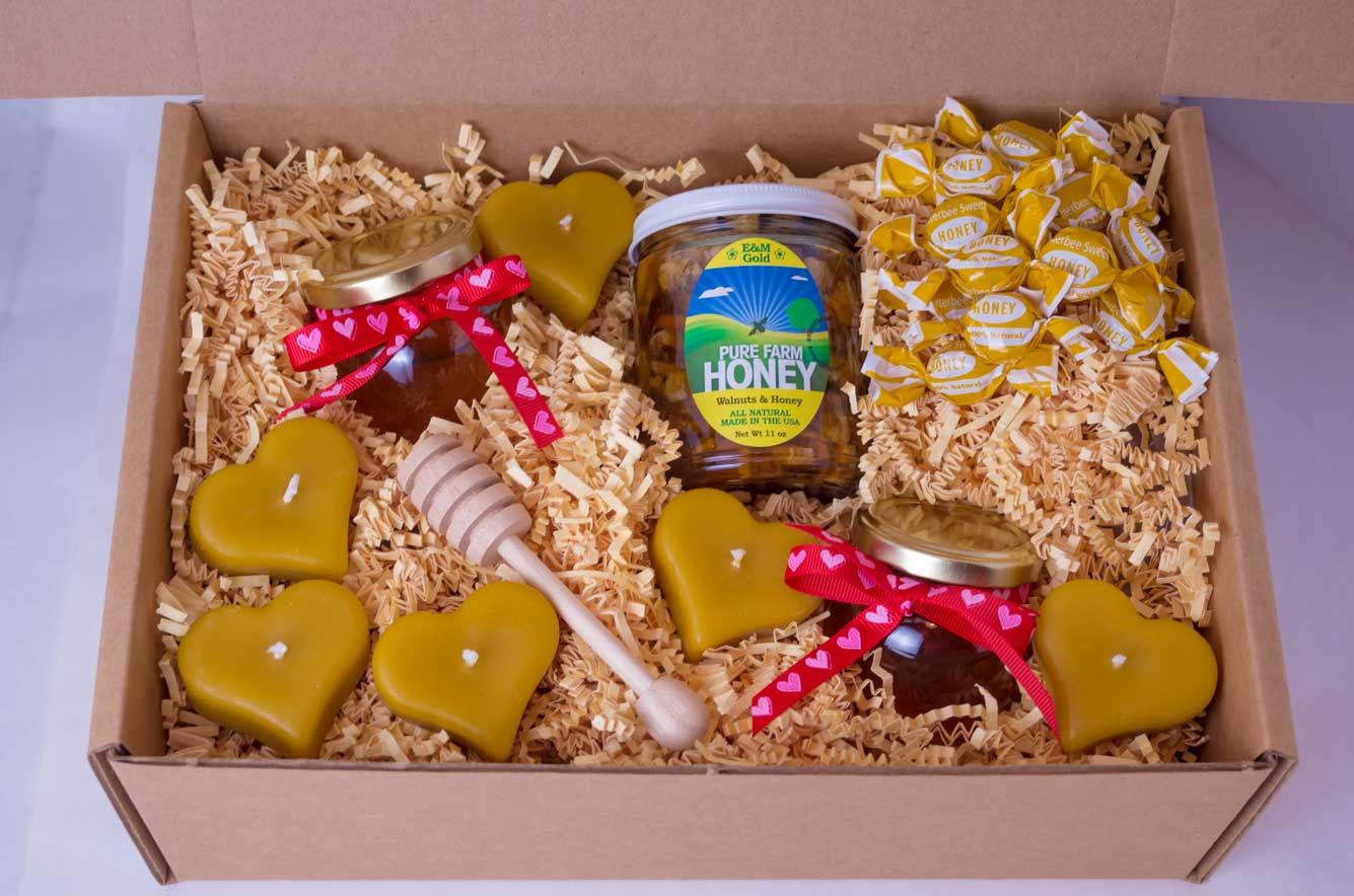 Unique Corporate Honey Business Gift Ideas - E\u0026M Gold Beekeepers