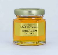 2oz. Honey Favor