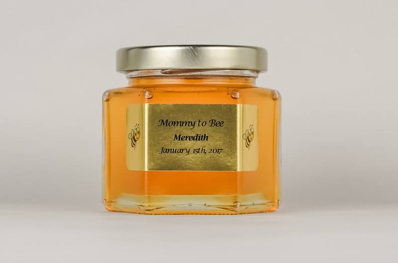 6oz. Mommy to Bee Honey Favor