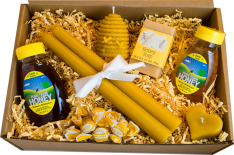 NJ Raw Honey Gift Boxes