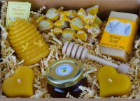 Our NJ Honey Small Gift Box