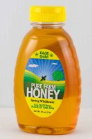 Spring Wildflower one of our NJ Local Raw Honey varieties