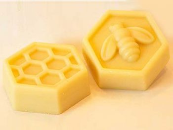 NJ Beeswax Shea Butter Lotion Bar